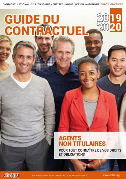 Guide contractuel 2019-2020