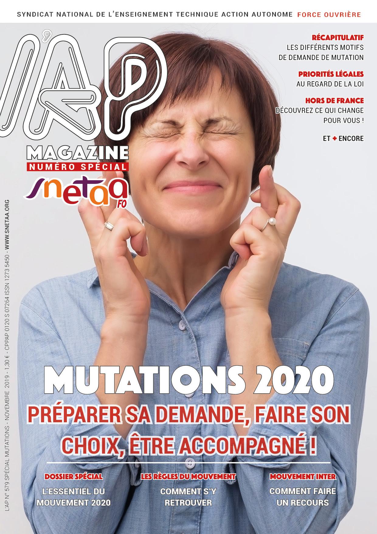 AP MAG n°579