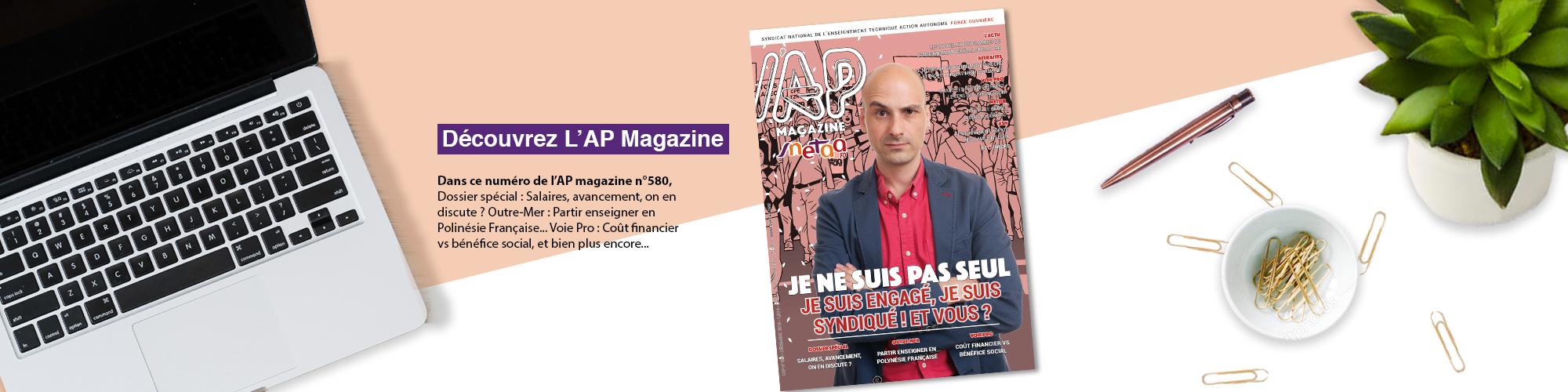 AP magazine n°580