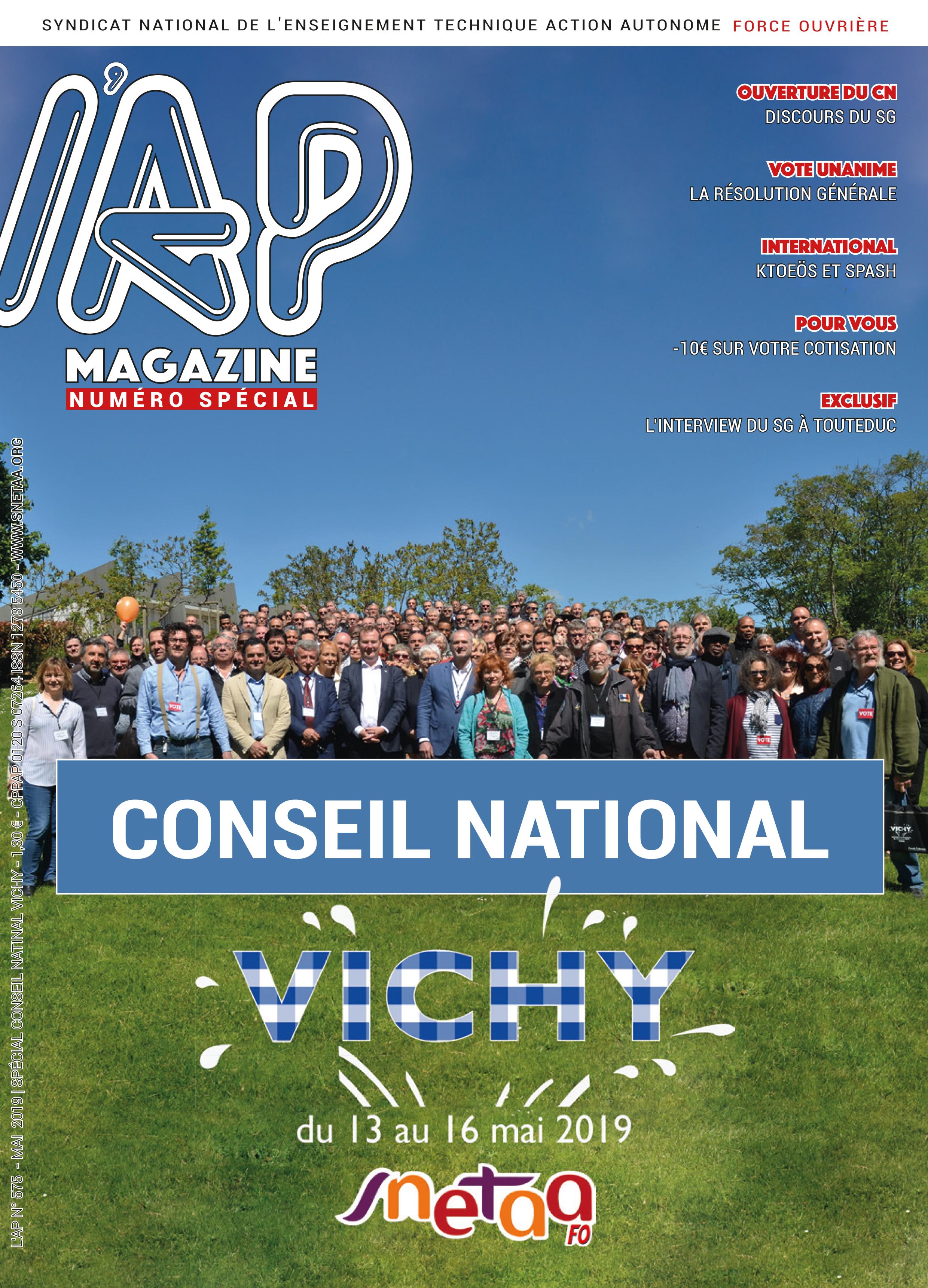 AP MAG n°575