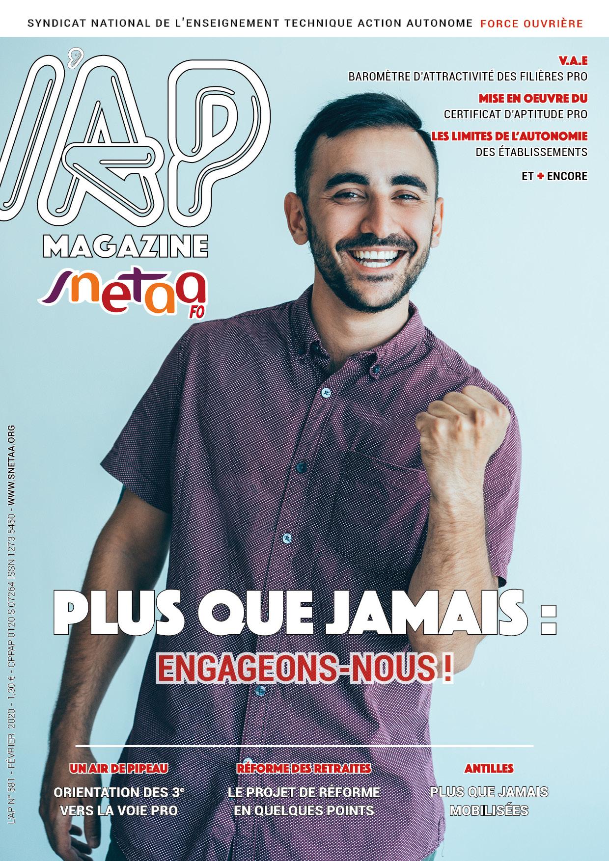 AP MAG n°581