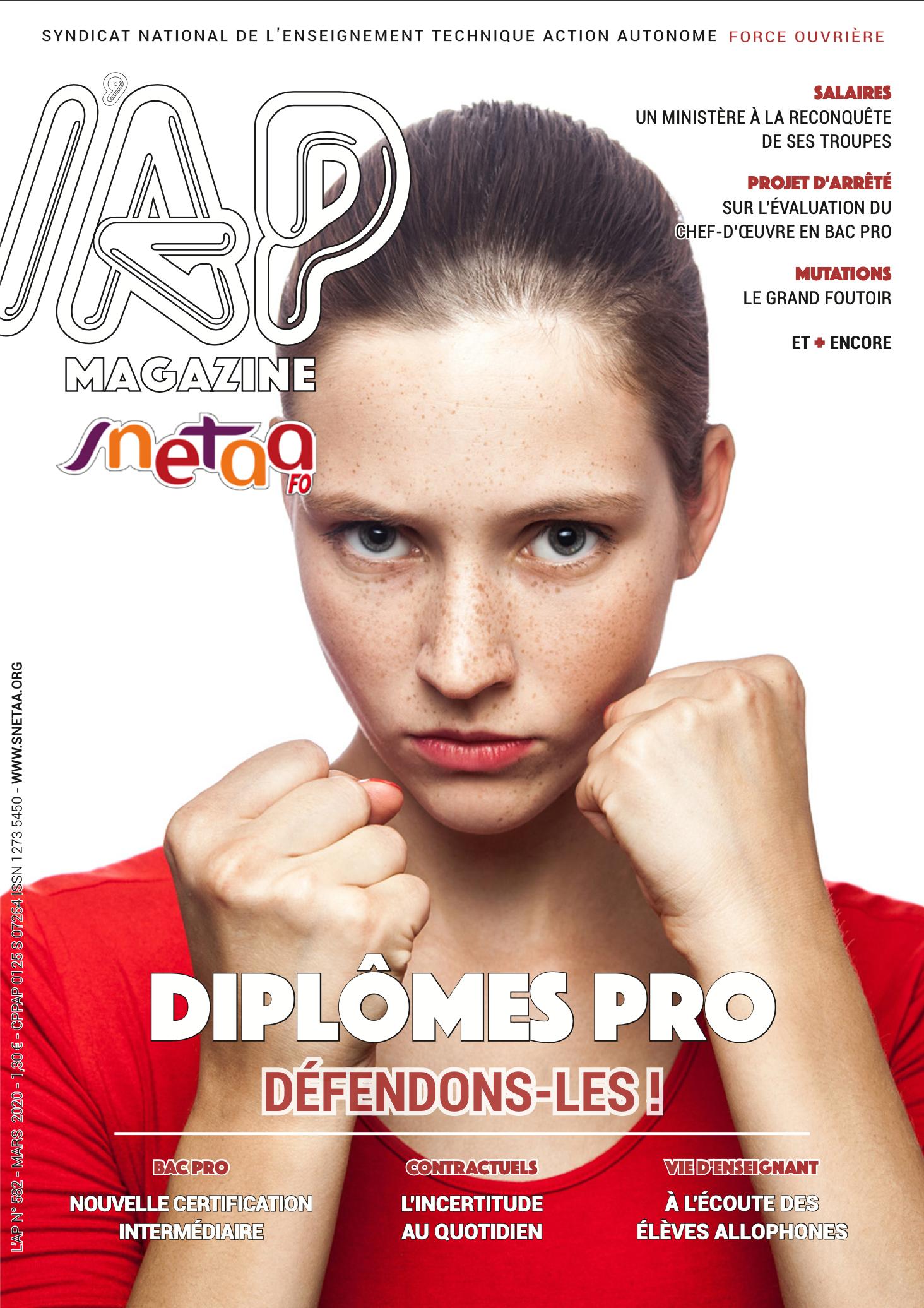 AP MAG N°582