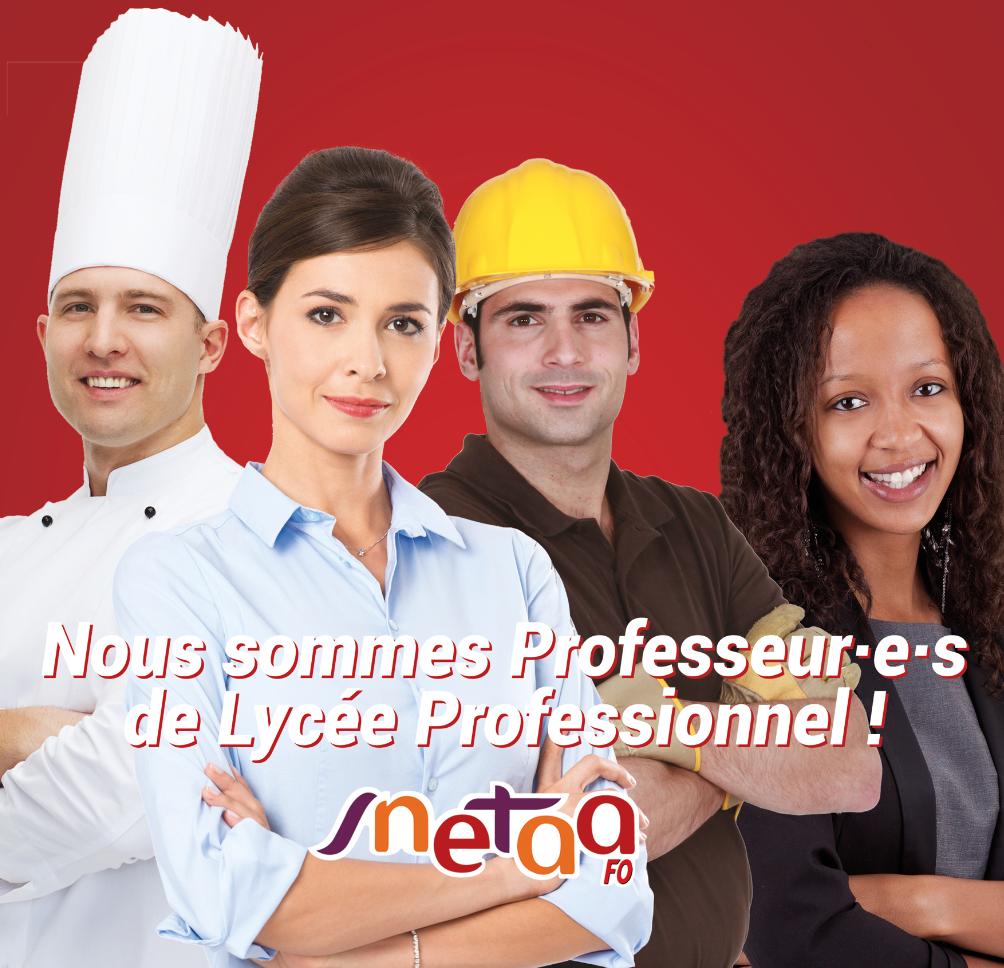 Écoutez les témoignages de Professeur·e·s de Lycées Professionnels en interview sur France Info