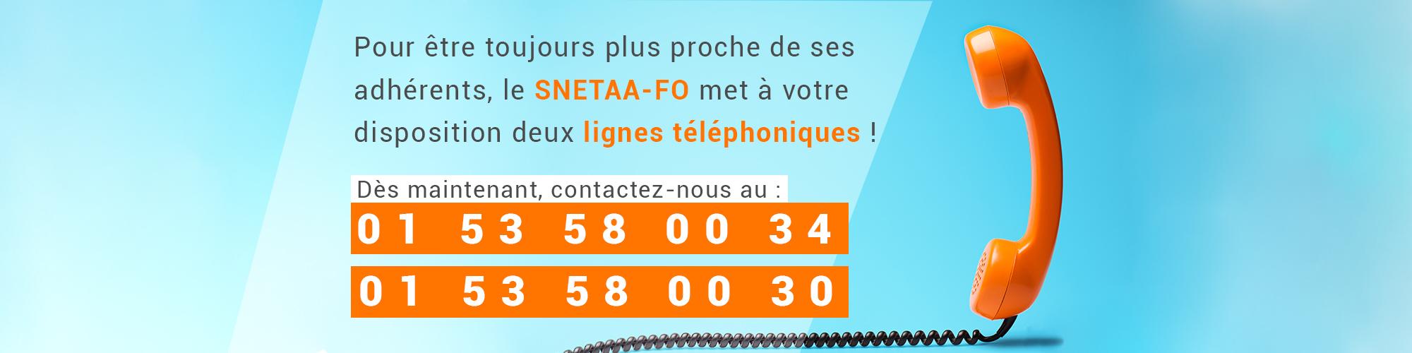 Contact SNETAA