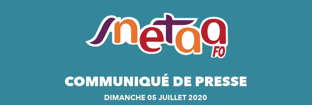 Lettre ouverte du SNETAA-Fo, premier syndicat de l'enseignement professionnel, à Jean CASTEX, nouveau premier ministre.