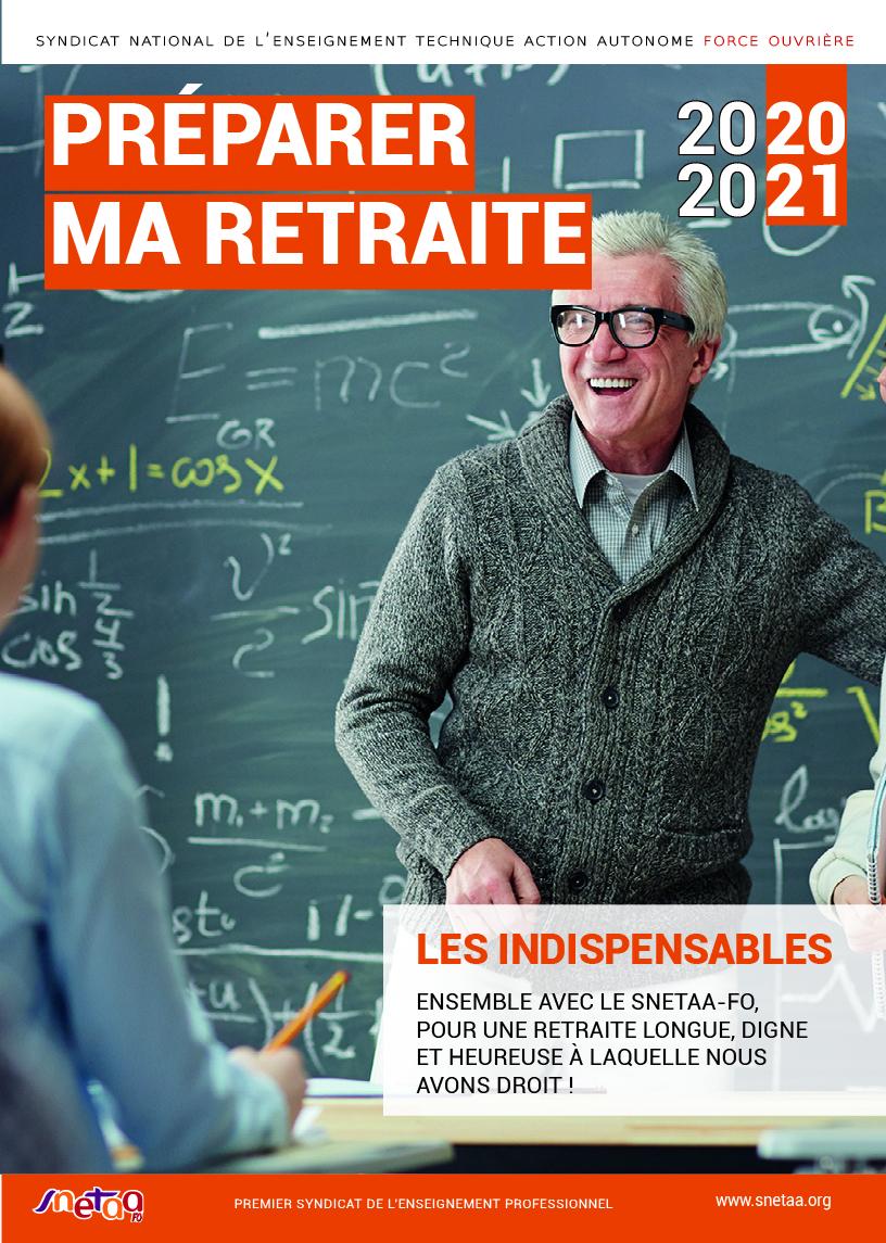 Guide Retraités 2020-2021