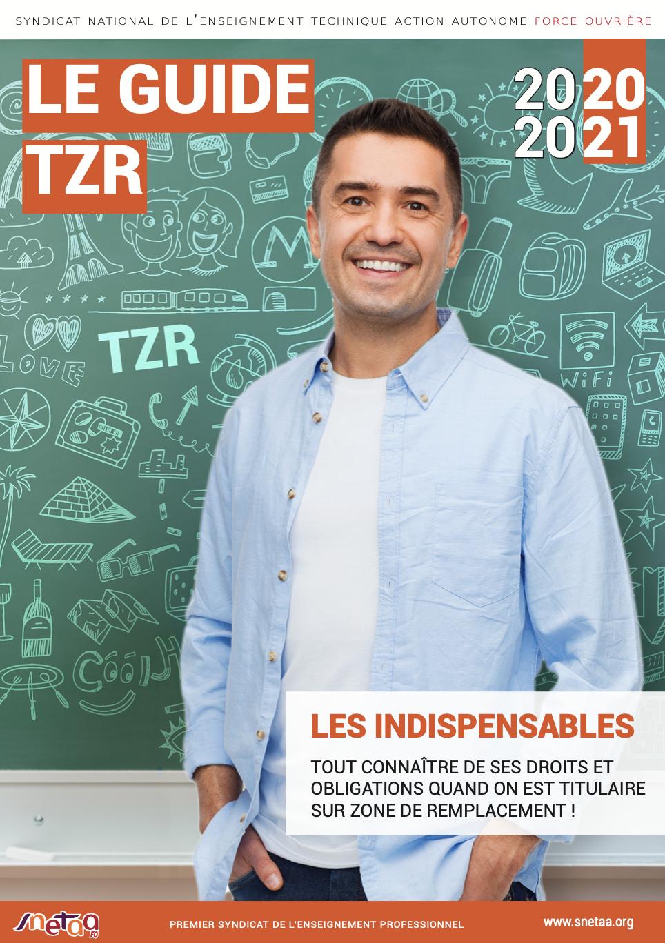 Guide TZR 2020-2021