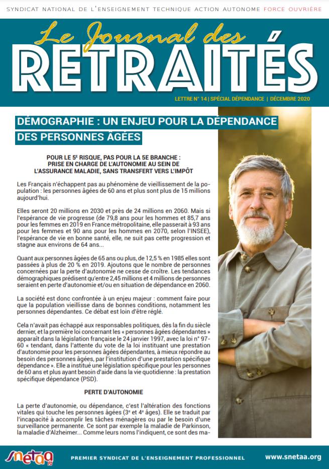 Journal des retraités n°14
