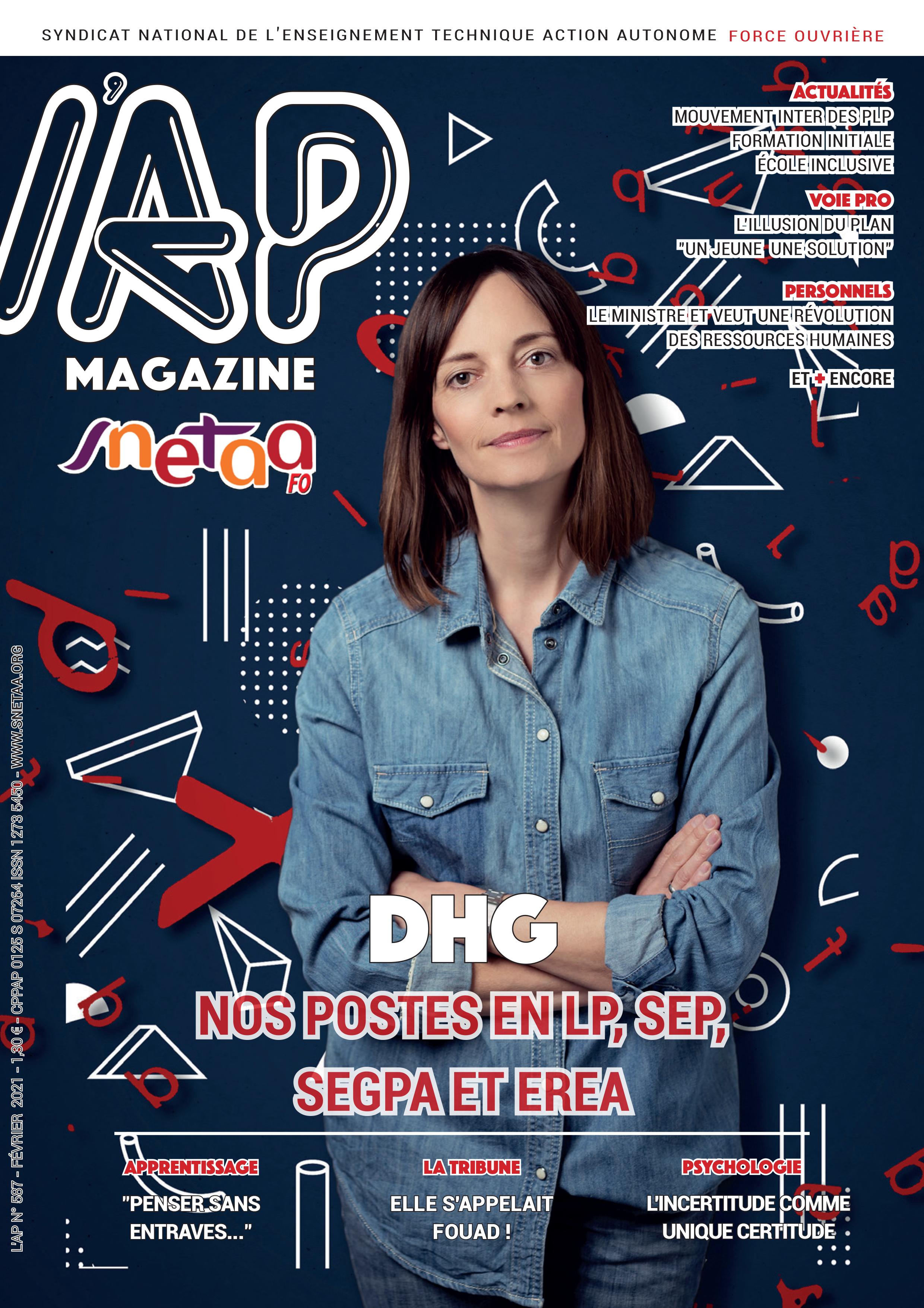 AP magazine n°587