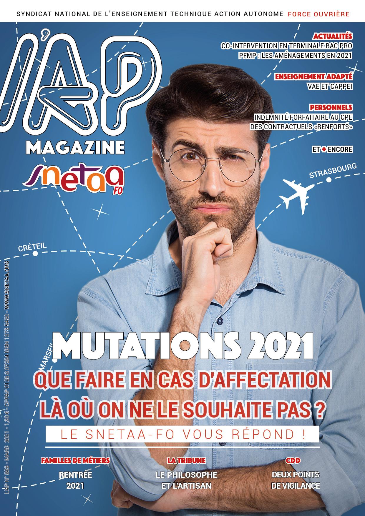 AP magazine n°588