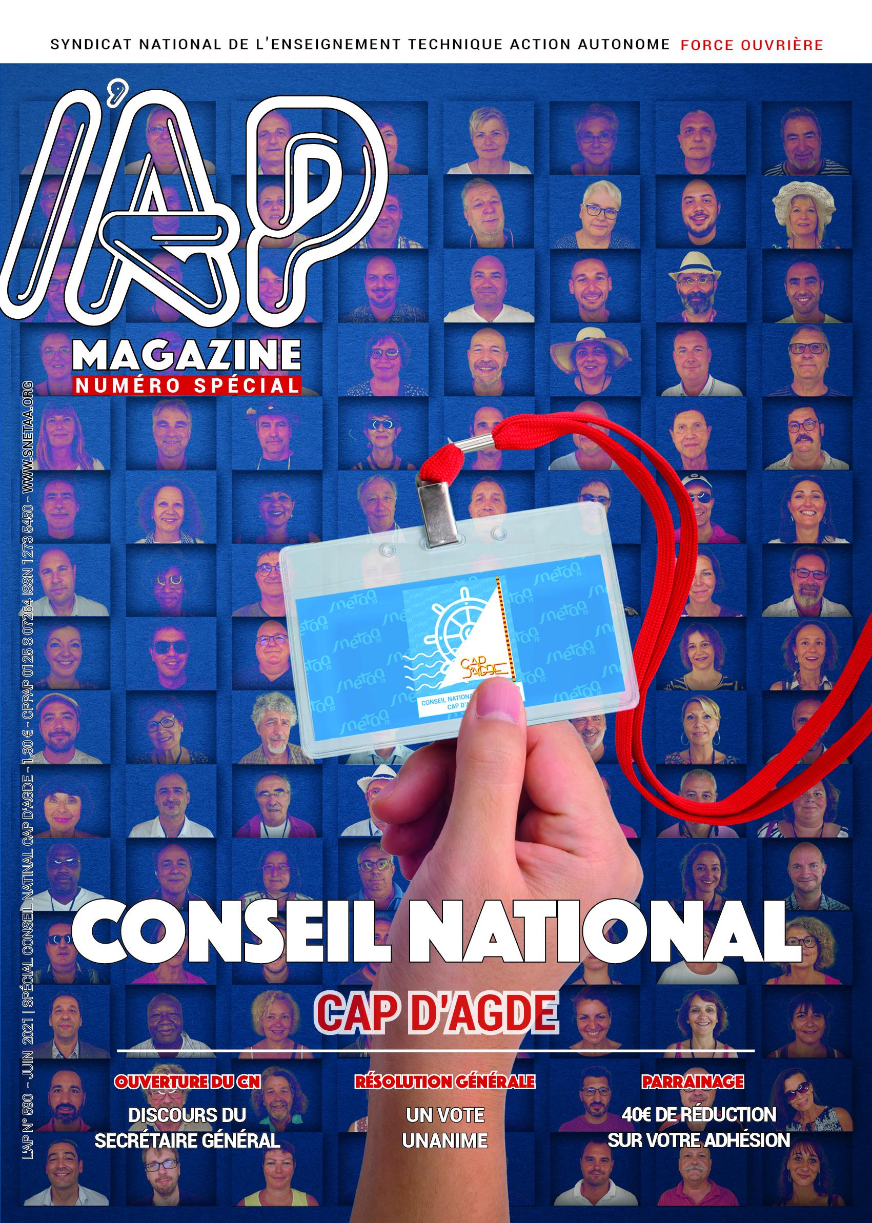 AP magazine n°590