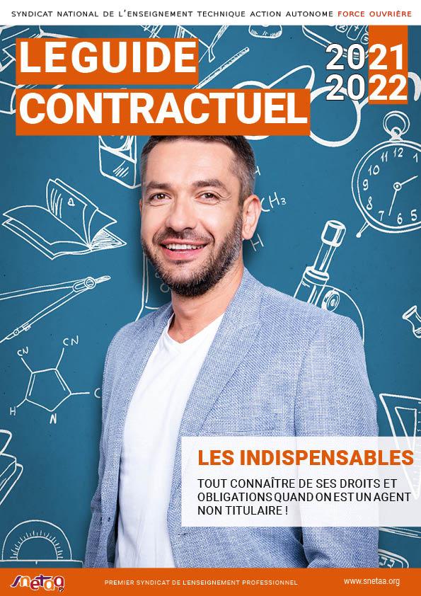Guide Contractuel 2021-2022