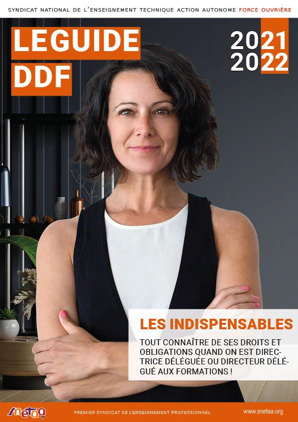 Guide DDF 2021-2022