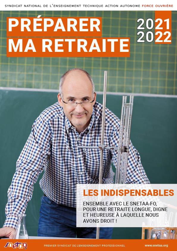 Guide Retraité 2021-2022