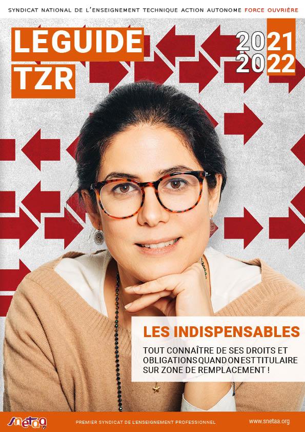 Guide TZR 2021-2022